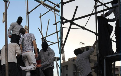 We must speak up against sharp rise of executions in Iran