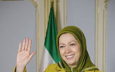 Maryam Rajavi: Human Rights and Freedom will win with struggle of Iranian people and Resistance