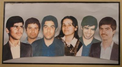 mansoureh-behkish-family