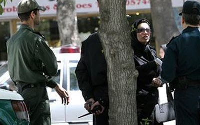 suppression-in-iran