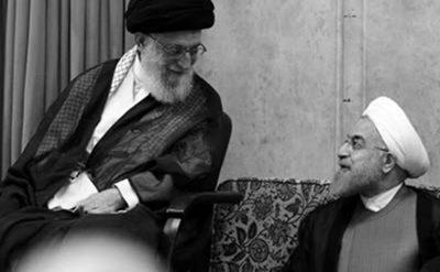 rouhani-khamenei