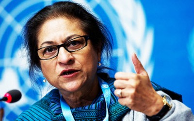 UN expert outraged at Iran regime executing a child 'offender' again
