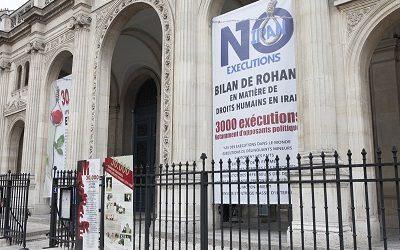 Paris exhibition commemorates martyrs of the 1988 massacre of prisoners in Iran