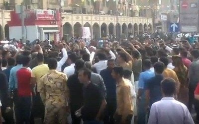Ahvaz protests spread to other cities of Khuzestan Province