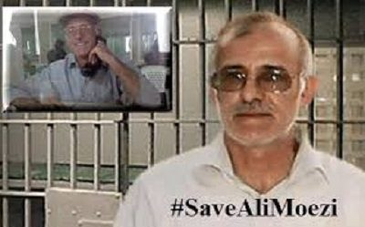 Ali Moezzi was released from prison