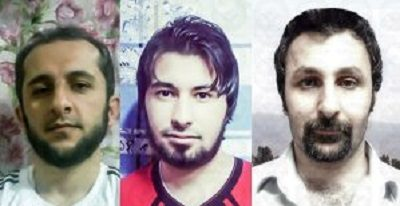 Three Sunni prisoners were convicted after 9 years