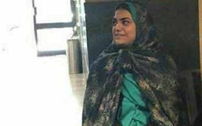 Maryam Farsiabi, Sufi woman tried after six months detention