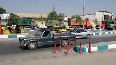 Iranian truck drivers strike for 10 consecutive days