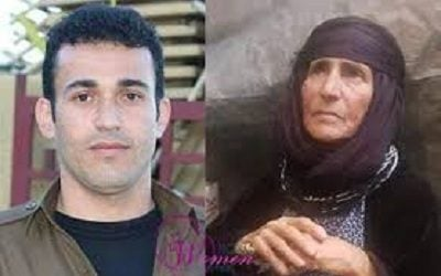 Kurdish Political Prisoner, Ramin Hossein Panahi, Sewed His Lips Demanding Basic Rights