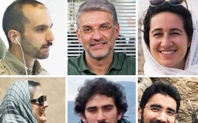 Prolonged Detention of Iranian Environmental Activists
