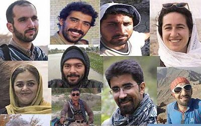 Iran Environmentalists Spend Eight Months in Detention without Formal Charges