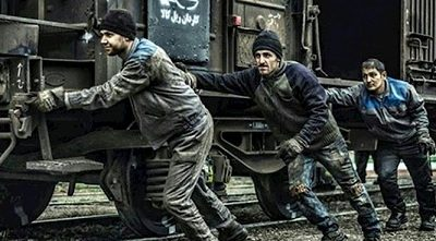 Iran Railway workers protest in various Provinces