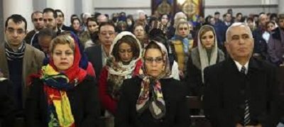 Iran Arrests Christians Converts