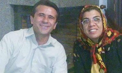 Two Members of the Free Union of Iranian Workers Arrested