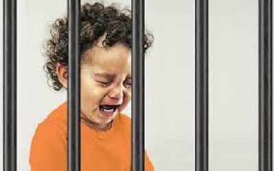 Hundreds of Children Separated From Their Imprisoned Mothers