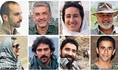 Iranian Jailed Environmental Activist Claim Were Tortured To Make Confessions