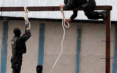 Iran Execute Four Prisoners