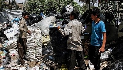 Child labour one of the notable problems in oil-rich country, Iran