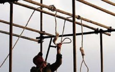 Iran: Ten Prisoners Including a Woman Executed