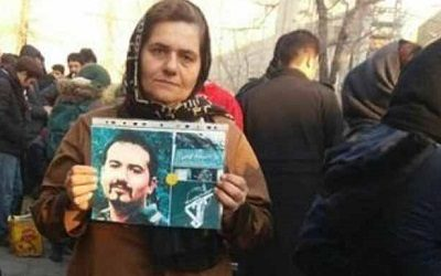 Iran: Ministry of Intelligence Agents Arrest Political Prisoner's Mother