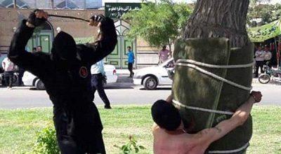 Iran: Teenager Sentenced To 100 Lashes