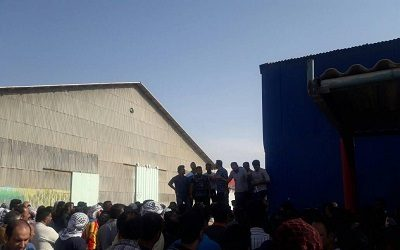 Iran: 10 Sugarcane Workers Sentenced to Lashes For Protests