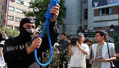 Iran Executes 11 People in Two Days