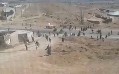 Iran: security forces violently attack landfill protesters