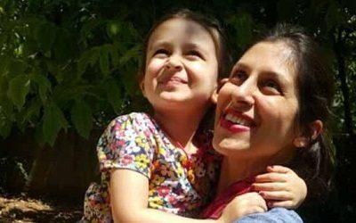 Nazanin Zaghari-Ratcliffe  Daughter Back to School