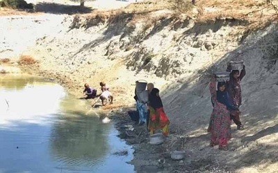 Iran: Children, Innocent Victims of Water Crisis
