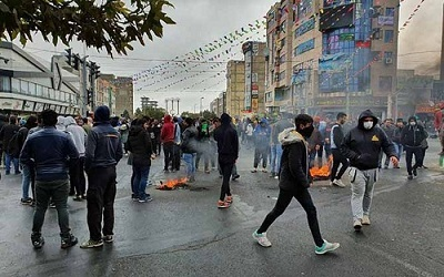 Death toll of Iran protests exceeds 220 following deadly crackdowns