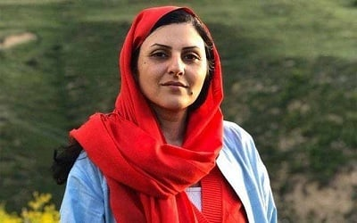 Golrokh Ebrahimi Iraee Arrested by Security Forces