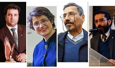 European Bar Associations Award 2019 Human Rights Prize to four Iranian Lawyers