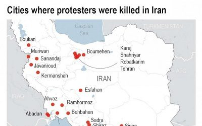 106 believed dead, internet cut off as Iran protests become increasingly violent