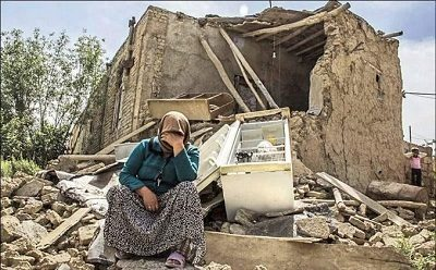 Iran: Death toll in Northwest Earthquake Rises to Eight