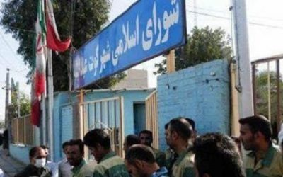 13 Workers of Kut-e Abdollah Municipality Were Arrested