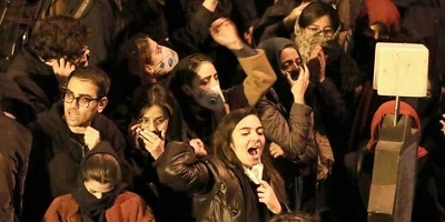 France 24\ verified videos of women's injuries in Iranian protests