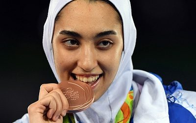 """""""I am one of the millions of oppressed women in Iran who they have been playing with for years."""""""