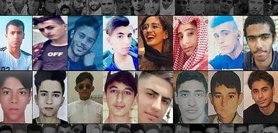Iran: Three November protesters sentenced to death