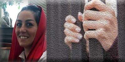 Maryam Akbari deprived Visit & 6 years imprisonment for a November protester, Gita Horr