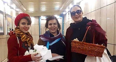 Iran: Lengthy Prison Sentences of Women Activists
