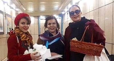 Iran: Lengthy Prison Sentences of Women Activists