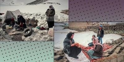 Iran: IRGC Extort Earthquake-stricken women in cold winter