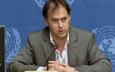 Spokesperson for the UN High Commissioner for Human Rights: We are horrified at the death of a juvenile (in Iran)