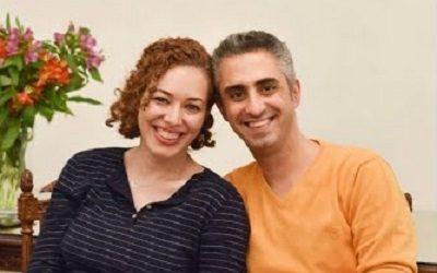Negin Ghadamian, a Baha'i citizen, was released