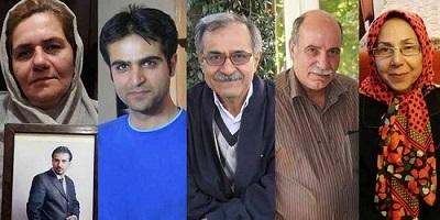 Iran: Seven Political Activists Sentenced to Prison