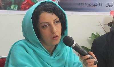 Narges Mohammadi Among 6 Other Inmates Suspected of Covid-19