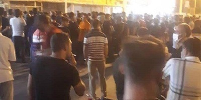 Iran: Protesters Arrest in Behbahan