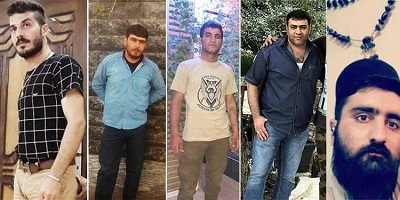 Iran: Upheld Death Sentence For Five Protesters Despite Allegations of Torture & False Confessions