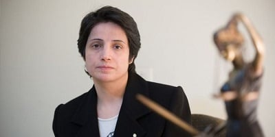 Nasrin Sotoudeh, Human Rights Lawyer, in Critical Condition in Evin Prison